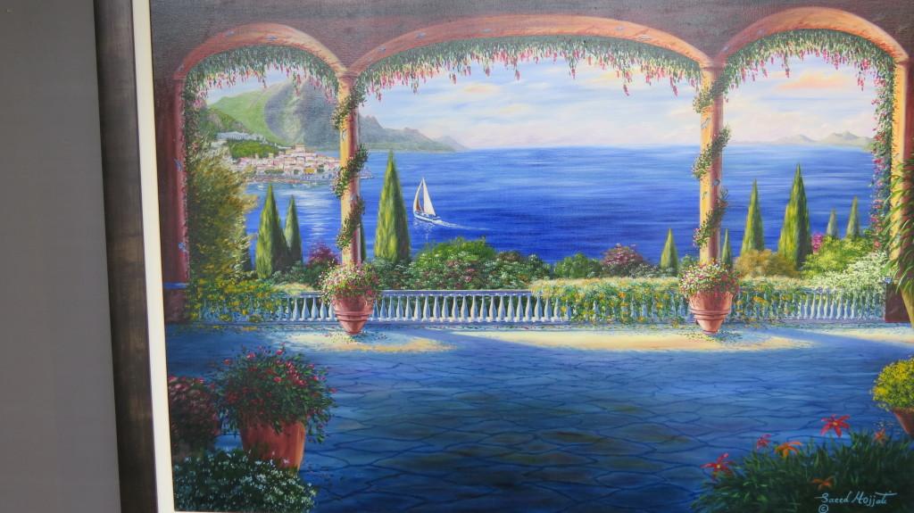 Amalfi Coast Paradise